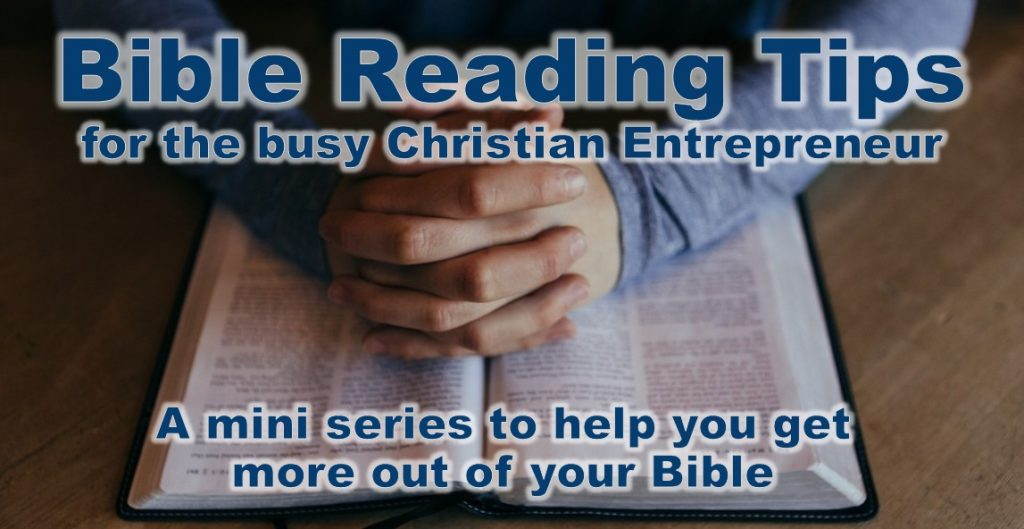 business in the Bible