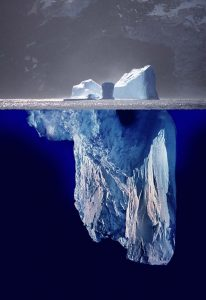 iceberg business principle