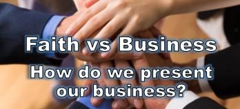 faith-vs-business