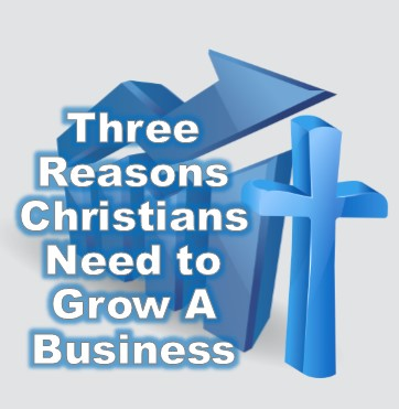 Christians grow business