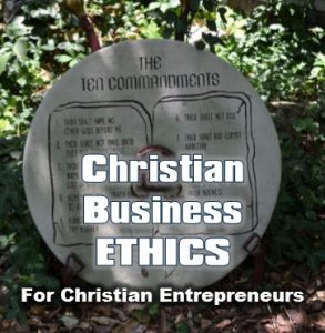christian business ethics