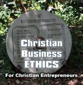 christian business ethics