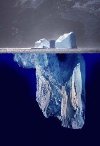 iceberg business principle