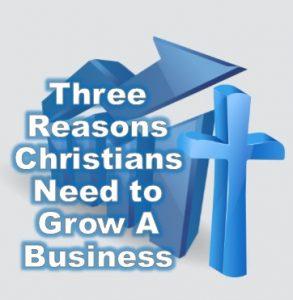 Christians grow business